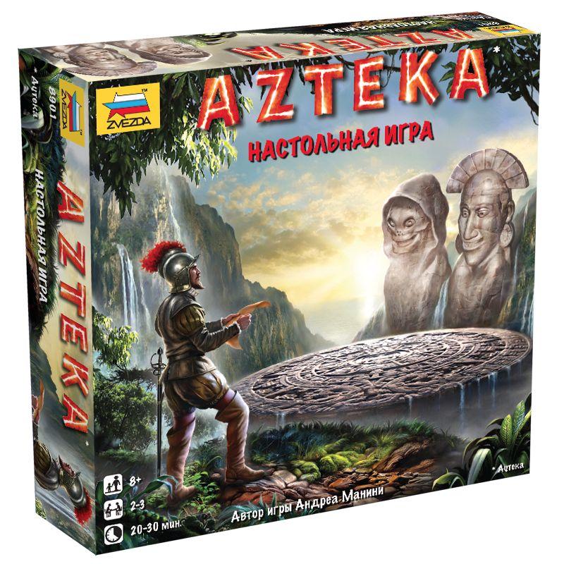 Логические игры - AZTEKA (Ацтека)