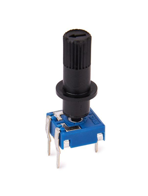 Другое - Переменный резистор (потенциометр)