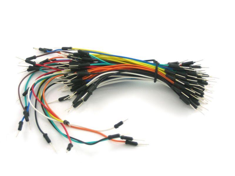 Провода и кабели - Соединительные провода «папа-папа»