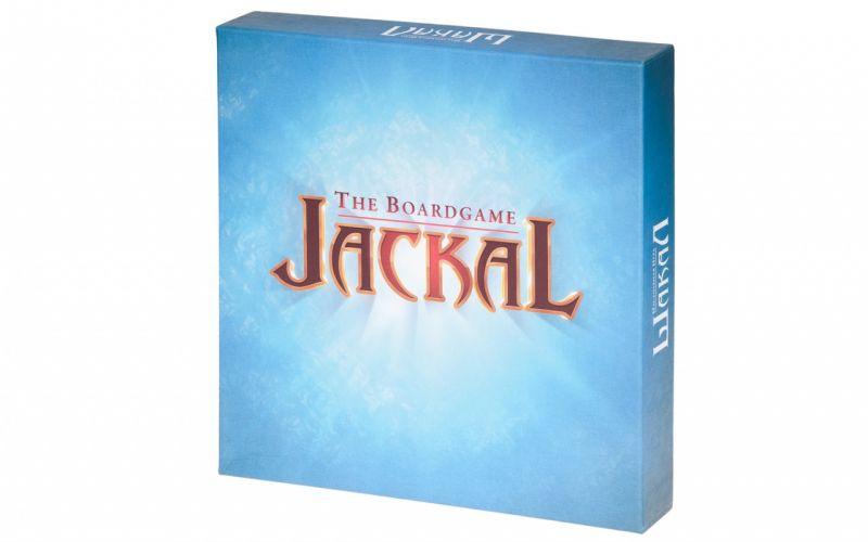 Настольные игры - Шаккл(Jackal)
